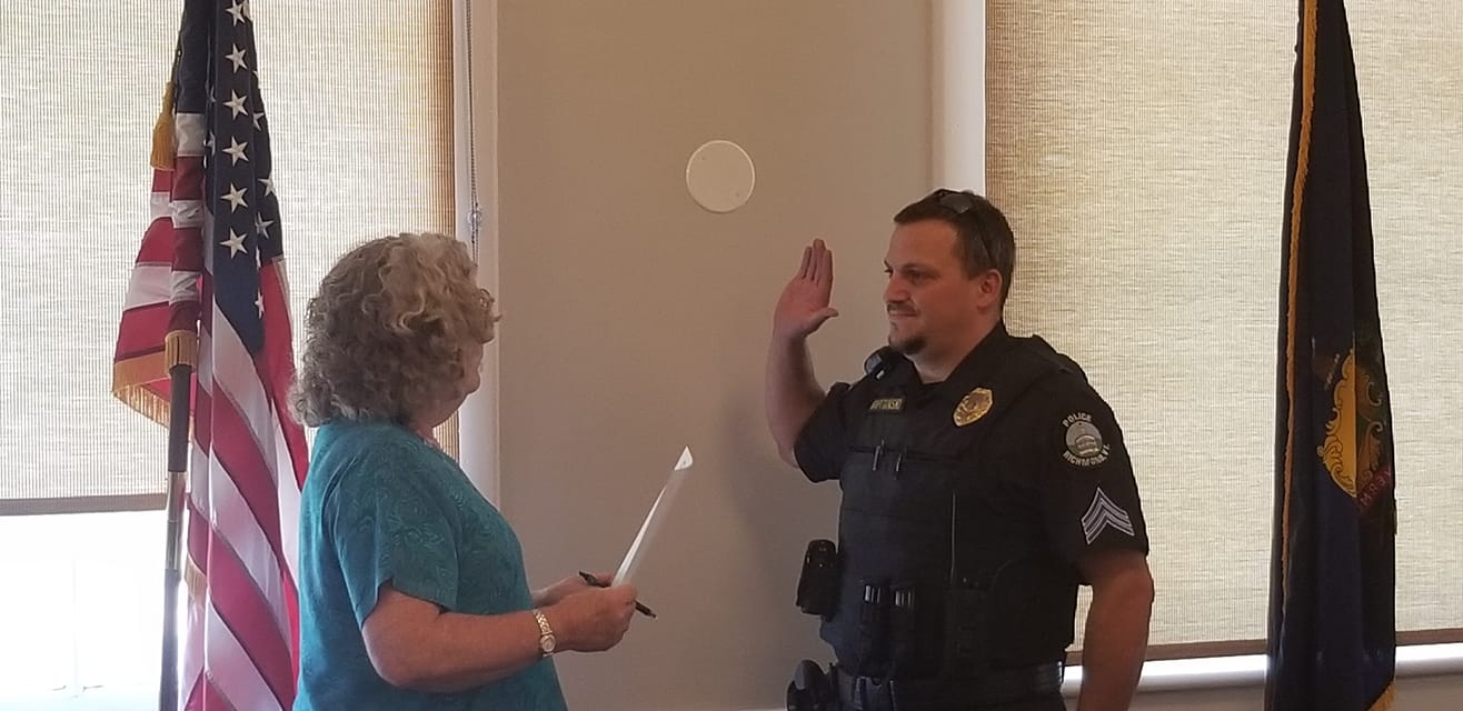 Richmond hires new Police Chief